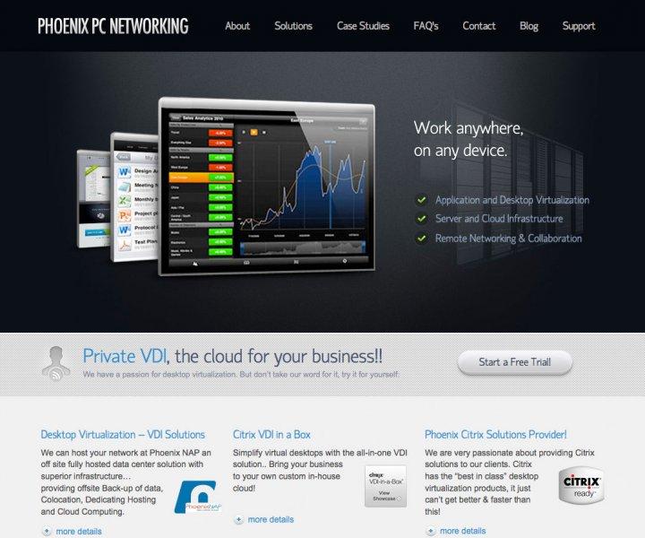 Phoenix PC Networking
